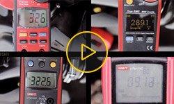 Видео: как измерить пусковой ток стартера