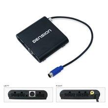 Аудио видеокоммутатор AVRG5M2 для Dension GW 500 для Mercedes Benz - Краткое описание