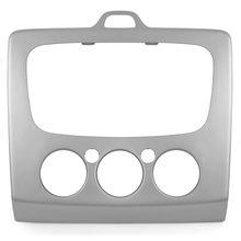 Переходная рамка для Ford серебристая  - Краткое описание