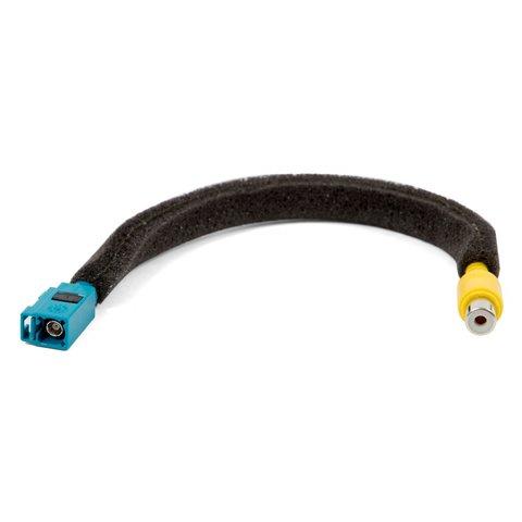 Універсальний кабель для під'єднання відео та камер Fakra RCA