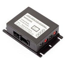 Car MOST Amplifier Interface for Mercedes Benz - Short description