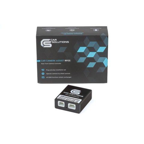 RFCC GEN5 SD HDD Car Camera Control System for Toyota GEN5 GEN6