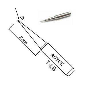 Soldering Iron Tip AOYUE T-LB