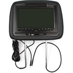 "Car 9"" TFT LCD Headrest Monitor with DVD player"