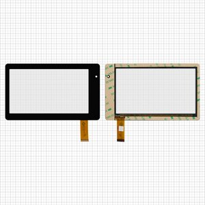 Touchscreen compatible with China-Tablet PC 7