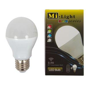 LED Light Bulb MiLight RGBW 6W E27 CW