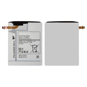 Batería EB-BT230FBT/EB-BT230FBE Samsung T230 Galaxy Tab 4 7.0, Li-ion, 3.8 V, 4000 mAh
