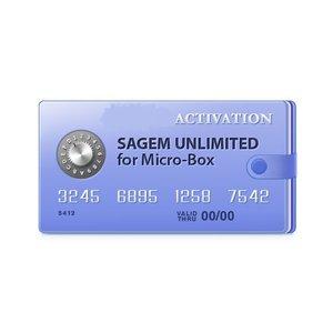 Micro-Box - Activación para Sagem
