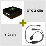 XTC 2 Clip y Y Cable para XTC 2 Clip