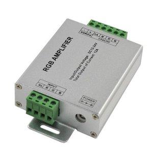 Усилитель RGB сигнала HTL-008 (5050, 3528, 24 A)