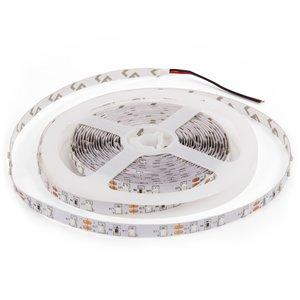 Светодиодная лента SMD3528 (зеленая, 300 светодиодов, 12 В DC, 5 м, IP20)