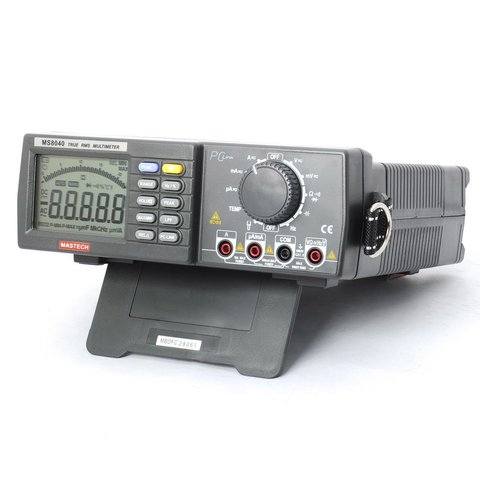 Цифровой мультиметр MASTECH MS8040