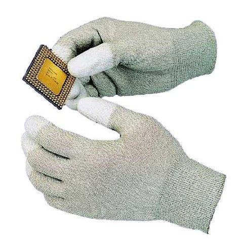 Goot WG 3L Антистатические перчатки с полеуретановыми пальцами 70х225мм