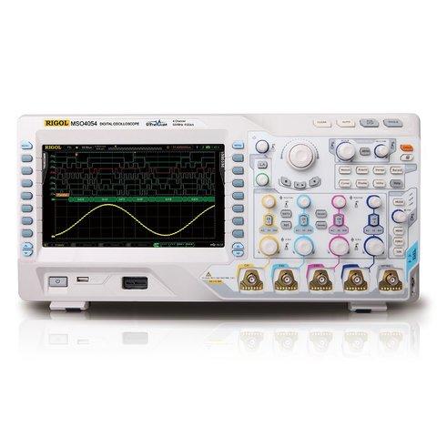 Цифровий осцилограф змішаних сигналів RIGOL MSO4054