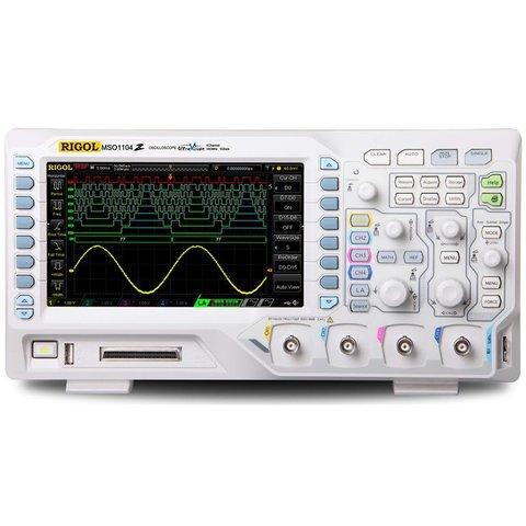 Цифровий осцилограф RIGOL MSO1104Z