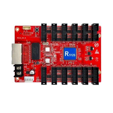 Приймальна карта сигналу LED дисплея Huidu HD 501 12×HUB75E