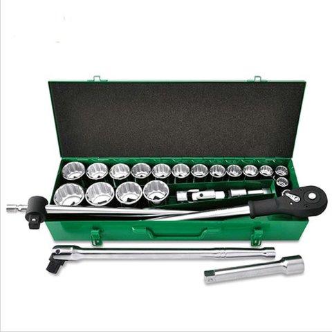 Набір інструментів у кейсі TOPTUL GCAD2405