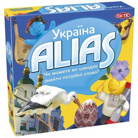 Настільна гра Tactic Alias Україна