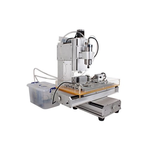 5 axis CNC Router Engraver ChinaCNCzone HY 6040 2200 W