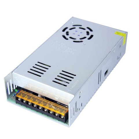 LED Power Supply 5 V, 70 A (350 W), 110-220 V